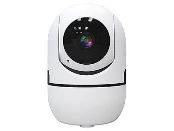 Versandrückläufer 7links WLAN-IP-Überwachungskamera mit Objekt-Tracking