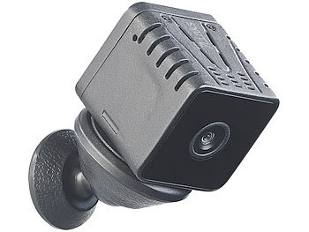 FULL HD Knopf Mini CAM Wifi Wlan IP P2P Netzwerk Kamera Überwachungskamera A325