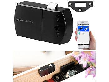 Automatisches Schubladen- & Schranktüren-Schloss mit Bluetooth und App / Schubladenschloss