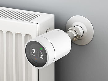 ZigBee Thermostat Heizung