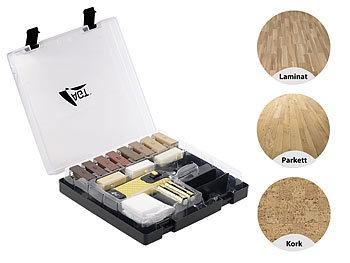 Kunststoff und Steinoberfl/ächen Reparatur-Komplettset f/ür Holz- AGT Reparaturset Kunststoff Reparatur Sets