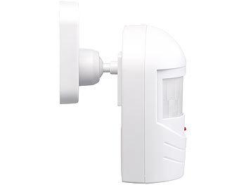 Bewegungsmelder-Attrappe zur Einbrecher-Abschreckung, blinkende LED 1