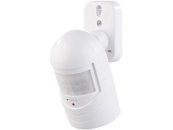 Bewegungsmelder-Attrappe zur Einbrecher-Abschreckung, blinkende LED 4