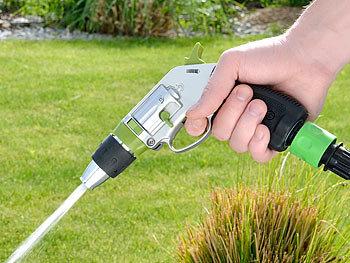 Royal Gardineer Sprühpistole Pistolen Sprühbrause Mit Wasserstrahl