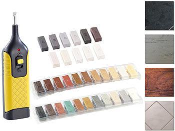 agt reparaturset reparatur komplettset f r holz kunststoff und steinoberfl chen holzreparatur. Black Bedroom Furniture Sets. Home Design Ideas