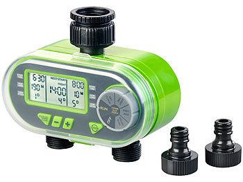 Bewässerungscomputer Bewässerungsuhr für automatische Bewässerung Regentonne Faß