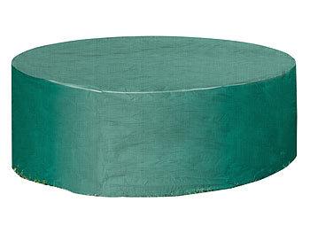 royal gardineer gewebe abdeckplane f r gartentisch sonneninsel rund. Black Bedroom Furniture Sets. Home Design Ideas