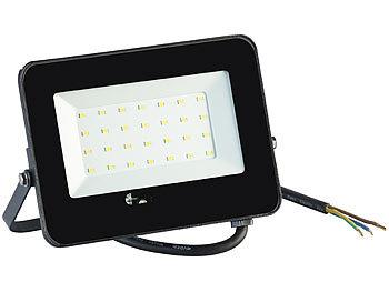 luminea led strahler wetterfester led fluter radar bewegungssensor fernbedienung 20 w au en. Black Bedroom Furniture Sets. Home Design Ideas