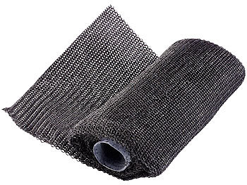 AGT Ultrafestes Fiberglas-Gewebe-Fixier- & Reparatur-Band (10 x 125 cm) AGT Ultrastarkes Fixier- & Reparaturbänder