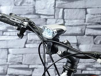 kryolights fahrradlichter set led fahrradlampe mit licht. Black Bedroom Furniture Sets. Home Design Ideas