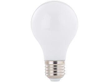 Leuchtmittel 3er Set SMD LED 9,5 W E27 806 Lumen 2700 Kelvin Licht Höhe 110 mm