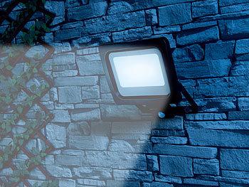 luminea au en wandlampen led mini led fluter pir sensor. Black Bedroom Furniture Sets. Home Design Ideas