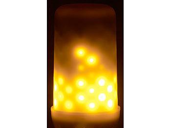 Flammenlicht-Effekt Windlicht-Flammen-Lautsprecher