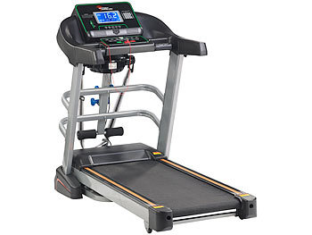 Profi-Laufband und Fitness-Station LF-512.multi, App, Bluetooth, 18 km/h, 1.865 Watt 3