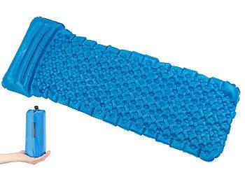 große Blasebalg Fußpumpe 30cm für Pool Luftmatratze Camping IN