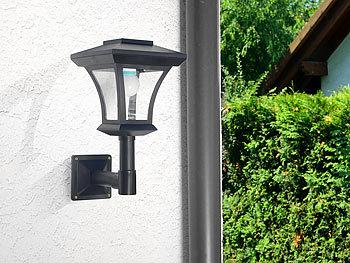 nur 6 Watt LED Wandlampe für Außen Laterne Außenleuchte Gartenbeleuchtung