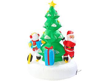 Weihnachtsdeko Kataloge Anfordern.Infactory Weihnachtsdeko Bäume Selbstaufblasendes Xxl