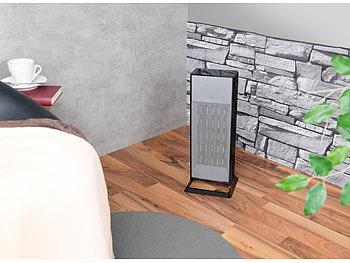 carlo milano heizer design turm keramik heizl fter thermostat 3 stufig bis watt. Black Bedroom Furniture Sets. Home Design Ideas