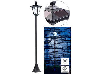 royal gardineer gartenbeleuchtung solar led gartenlaterne d mmerungssensor 40 lm dimmbar. Black Bedroom Furniture Sets. Home Design Ideas