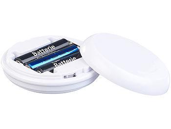 lunartec unterbauleuchte batterie 4er erweiterungs set rgb w led unterbauleuchten ubl. Black Bedroom Furniture Sets. Home Design Ideas