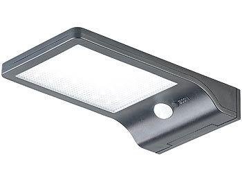 3.000 K Fluter mit warmwei/ßen Licht IP65 2.400 Lumen Luminea LED-Fluter aussen: 2er-Set wetterfeste LED-Fluter 30 Watt