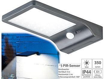 Garten & Terrasse Decken- & Wandleuchten 2x Led Solarleuchten Solarlampe Gartenlampe Solar Wandleuchte Bewegungsmelder