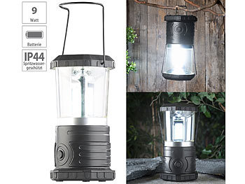Tragbar LED Lantern USB Power Bank for Outdoor Camping Zeltlampe 10,000mAh NEU