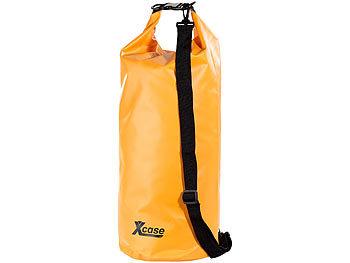 Wasserdichter Packsack 25 Liter, orange / Packsack