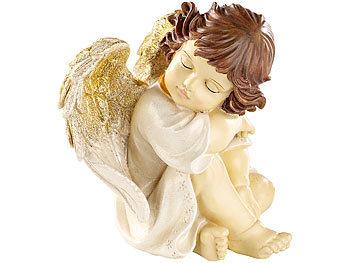 Weihnachtsengel Figur Große Deko-Weihnachtsengel im 4-er Set Deko-Engel-Sets