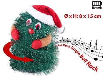 Singender & tanzender Weihnachtsbaum