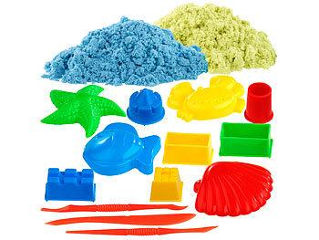 500g Magic Sand Spielsand Zaubersand Knetsand in verschiedenen Farben