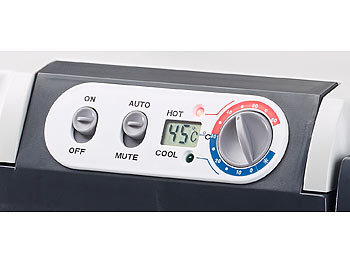 Mini Kühlschrank Mit Temperaturanzeige : Xcase mini kühlschrank thermoelektrische kühl wärmebox led