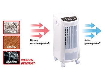 Luftkühlgerät 3 in 1    65 Watt Sichler Raumluftkühler