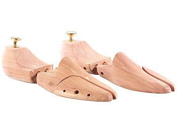 4130d54a3ce3a8 infactory Schuhdehner  1 Paar Premium-Schuhspanner aus Zedernholz