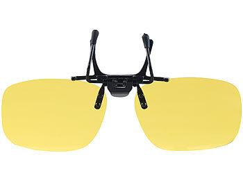 2er Pack Choppers Sonnenbrille Kontrast Brille Nacht Nachtsichtbrille Frauen