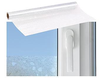 infactory sichtschutzfolie muster sichtschutz folie scherbe statisch haftend 40x200 cm. Black Bedroom Furniture Sets. Home Design Ideas