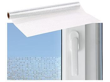 infactory sichtschutz effektfolien 3d sichtschutz folie mini karo statisch haftend 40x200 cm. Black Bedroom Furniture Sets. Home Design Ideas
