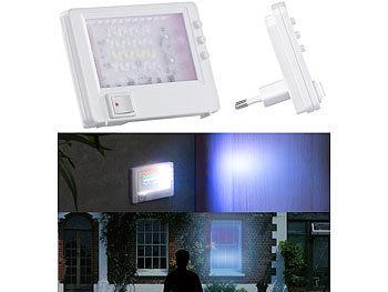 TV Imitator Einbruchschutz Fake TV LED Fernseh Attrappe Dummy Home Security NEU