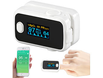 Oximeter Bluetooth