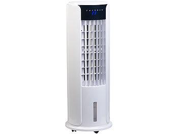 Verdunstungskühler Turmventilatoren mit Wassertank Sprühfunktion /& Fernbedienung