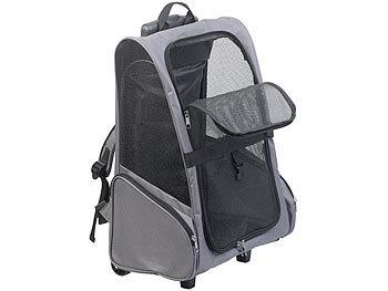 hundetrolley rucksack 60 cm hoch