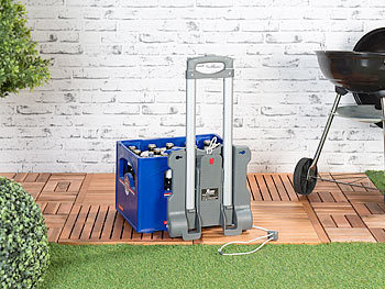 xcase karre ultra kompakte falt sackkarre mit nylon r dern bis 45 kg belastbar transportkarre. Black Bedroom Furniture Sets. Home Design Ideas