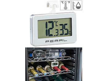 Kühlschrankthermometer : Pearl digitalthermometer: digitales kühlschrank thermometer und
