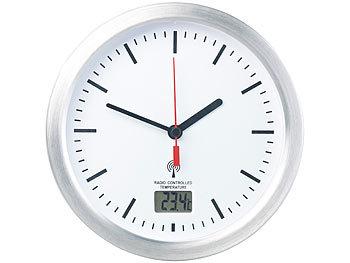St Leonhard Badezimmeruhr Badezimmer Funk Wanduhr Mit Thermometer