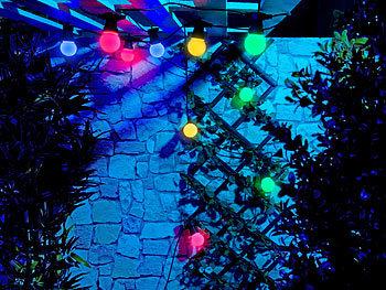 Party 10 Lichter *NEU* LED Lichterkette Flamingo pink Licht-/& Leuchtdeko