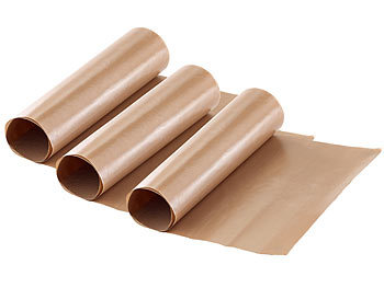 Dauerbackpapier TEFLON Backpapier Schutzfolie Dauer Backfolie Backmatte Backofen