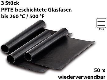 Grillmatte Für Gasgrill : Rosenstein söhne dauerbackfolie dauer bbq grillmatte antihaft
