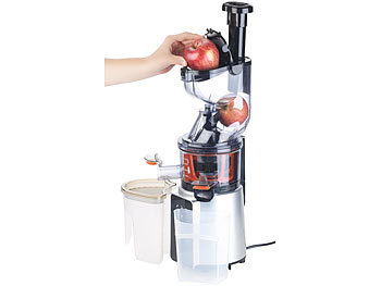 rosenstein s hne juice maker 3in1 slow juicer. Black Bedroom Furniture Sets. Home Design Ideas