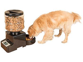 Programmierbarer Haustier-Futterautomat mit Sprachansage, 5 Liter / Futterautomat