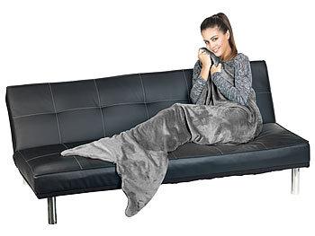 Meerjungfrau Decke Kuscheldecke Sofa Schlafsack Für Erwachsene /& Kinder Schwanz